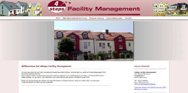 4Steps fFcility Management