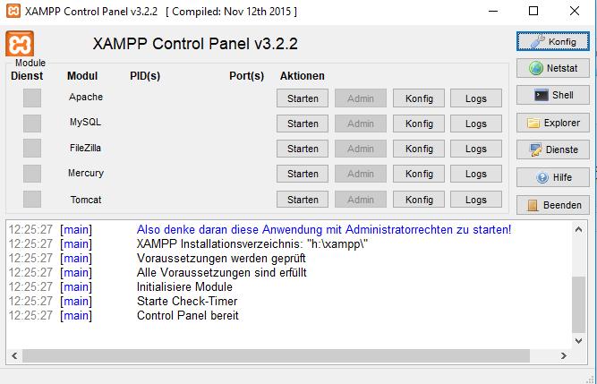 12 Schritte, wie du XAMPP installierst und verwendest 11