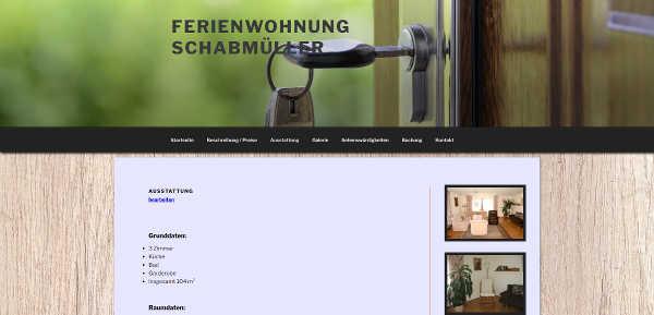 Ferienwohnung Schabmüller